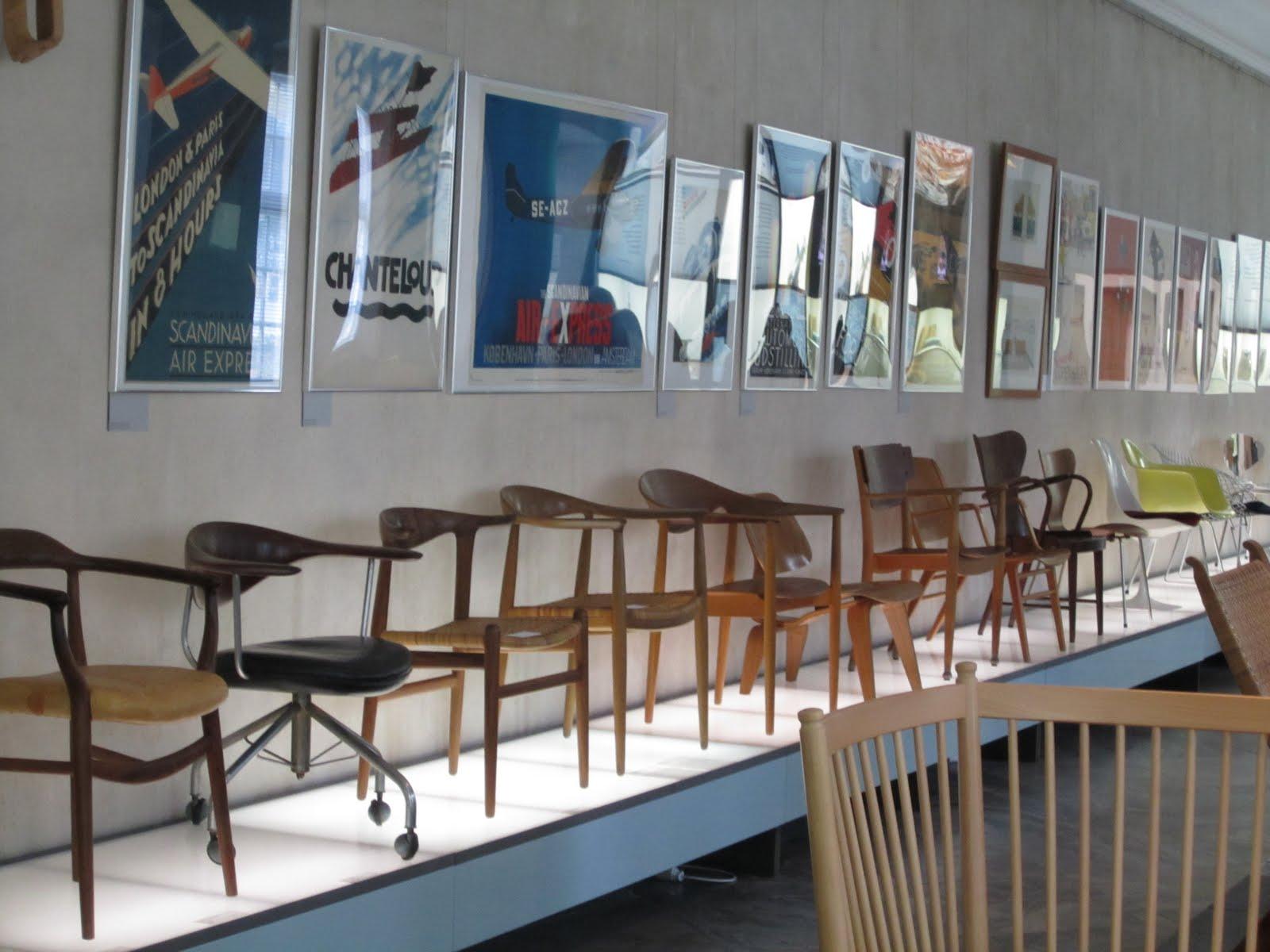 Gamle danske møbler