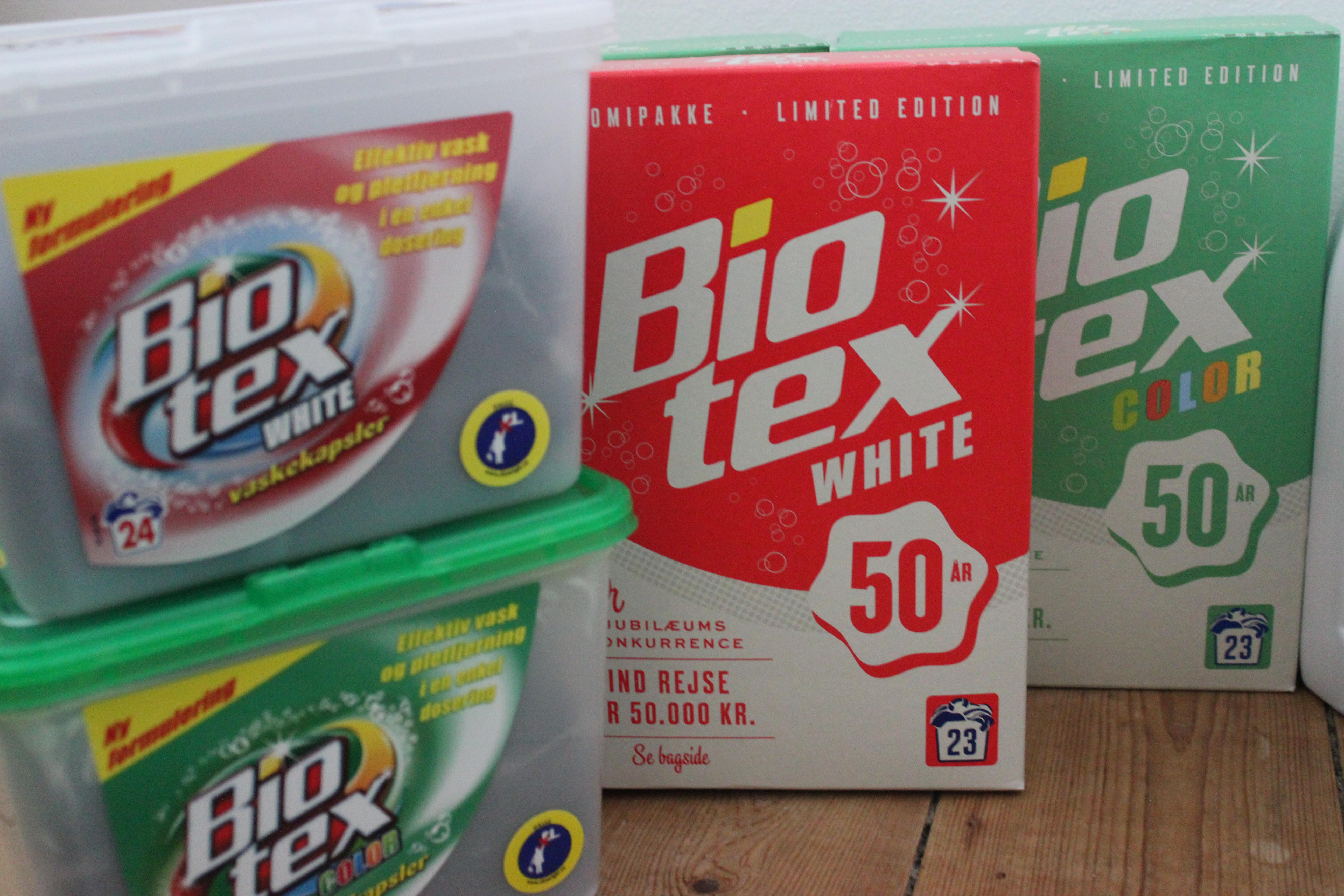 give away u2013 vind måneders forbrug af vaskepulver fra bio tex