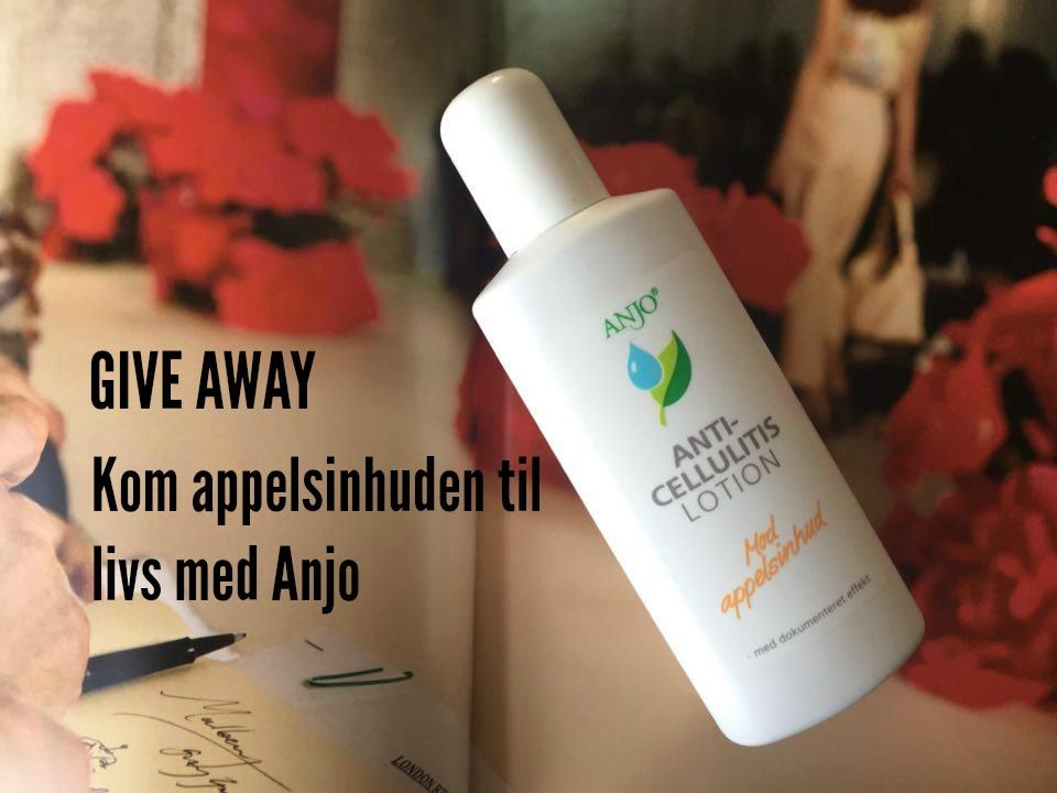 Anjo-Anti-Cellulitis give away